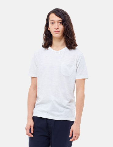 YMC Wild Ones Pocket T-Shirt - White