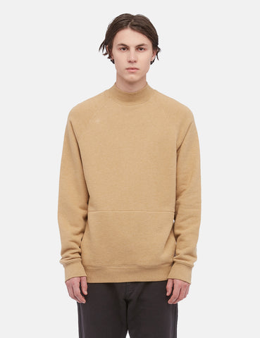 YMC Touche Pocket Sweatshirt - Sand