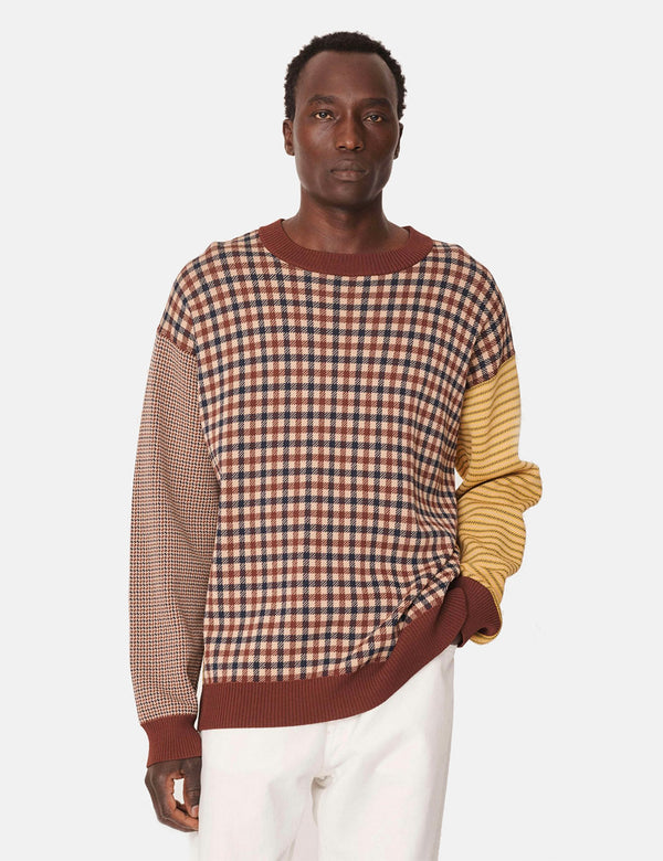 YMC Gordan Crew Neck - Multi