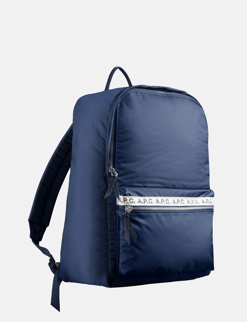 A.P.C. Sac A Dos Sally Backpack - Navy Blue - Article