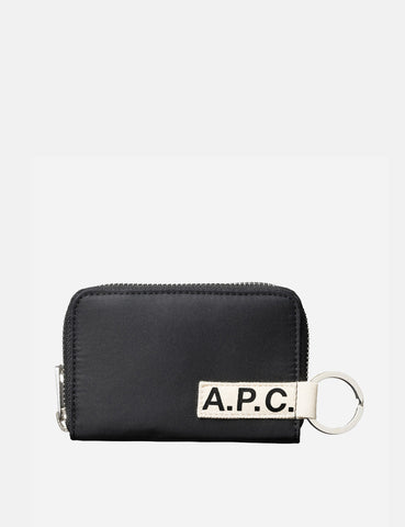 A.P.C. Portefeuille Godot Wallet - Black - Article
