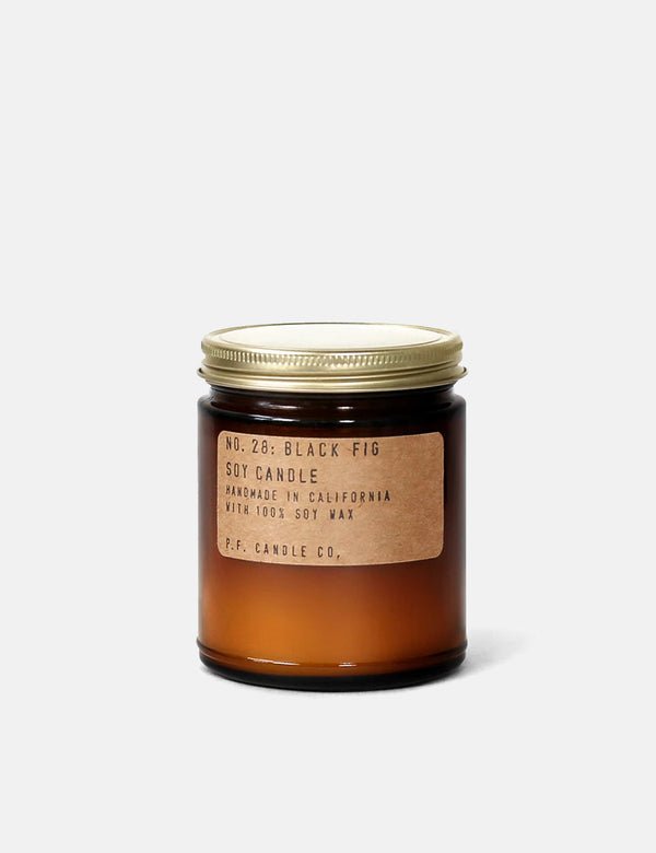 P.F. Candle Co. Soy Candle (No.28) - Black Fig