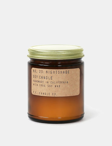 P.F. Candle Co. Soy Candle - Nightshade