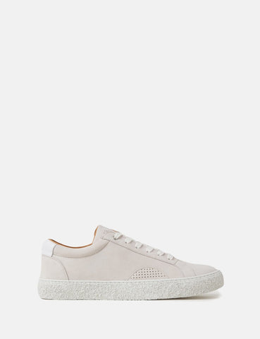 YMC DAP Shoe 1 Trainers (Suede) - Light Grey