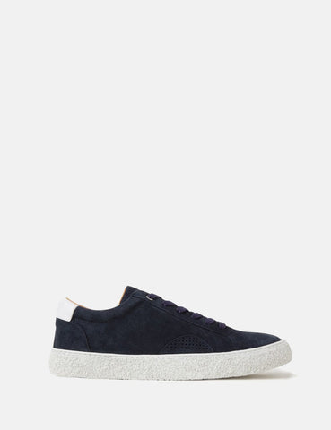 YMC DAP Shoe 1 Trainers (Suede) - Navy