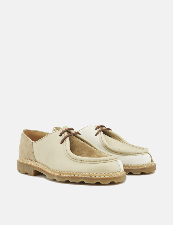 Paraboot x YMC Michael Shoe - Cream
