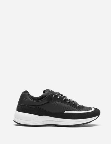 A.P.C. Running Homme Trainers - Black - Article