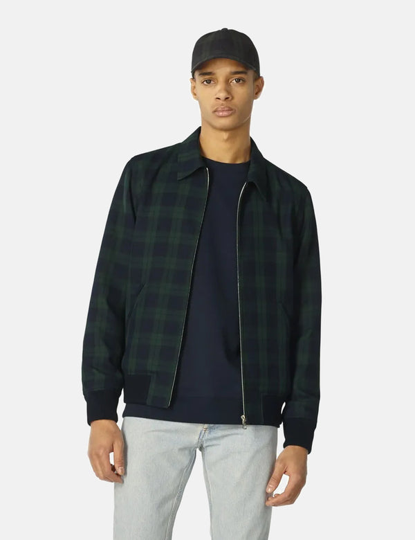 A.P.C. Sutherland Jacket - Pine Green