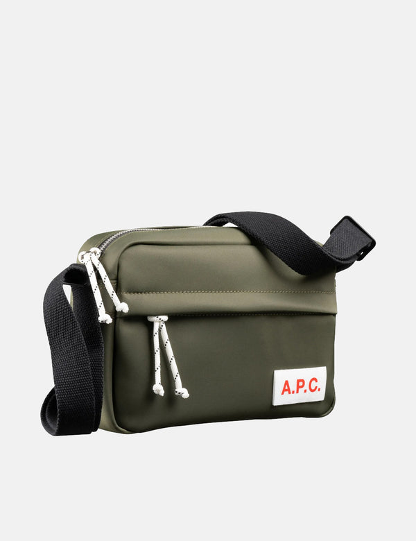 A.P.C. Protection Camera Bag - Military Khaki