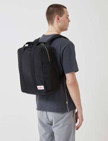 A.P.C. Protection Backpack - Black