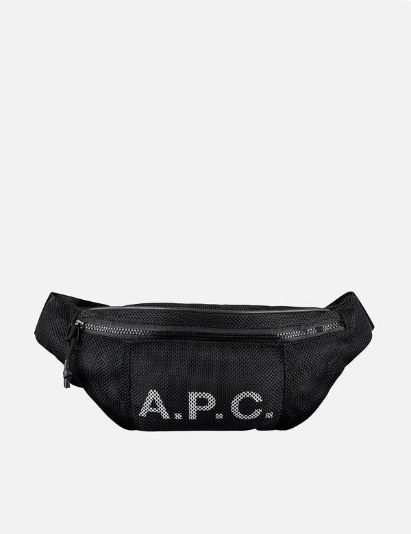 APC Rebound Hip Bag - Noir