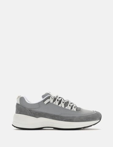 A.P.C Techno Homme Argent Trainers - Grey - Article