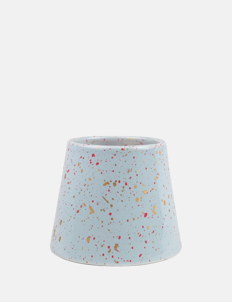 Paddywax Confetti Porcelain Candle (14oz) - Cactus Flower & Cocunut