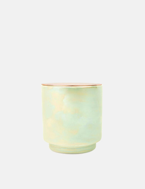 Paddywax Glow Candle 17oz - White Woods and Mint