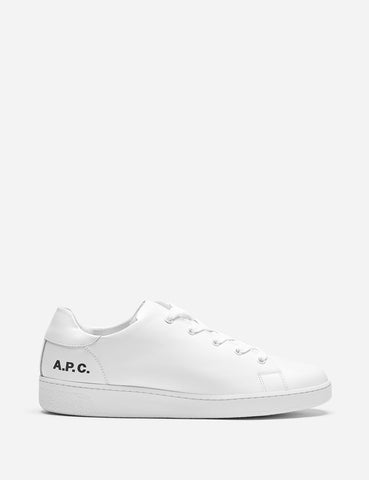 A.P.C. Minimal Shoes - White - Article