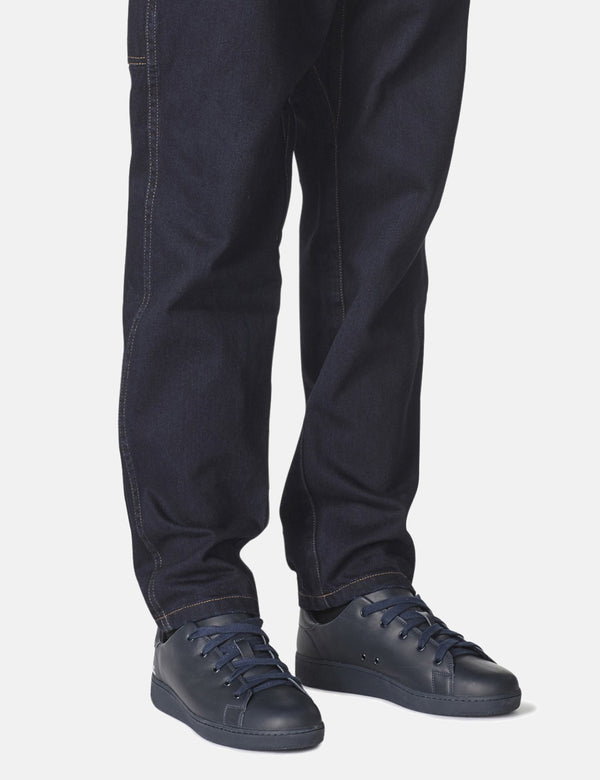A.P.C. Minimal Shoes - Dark Navy Blue - Article