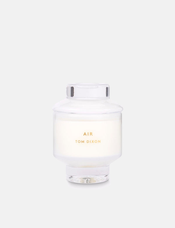 Tom Dixon Elements Air Candle (Medium) - White