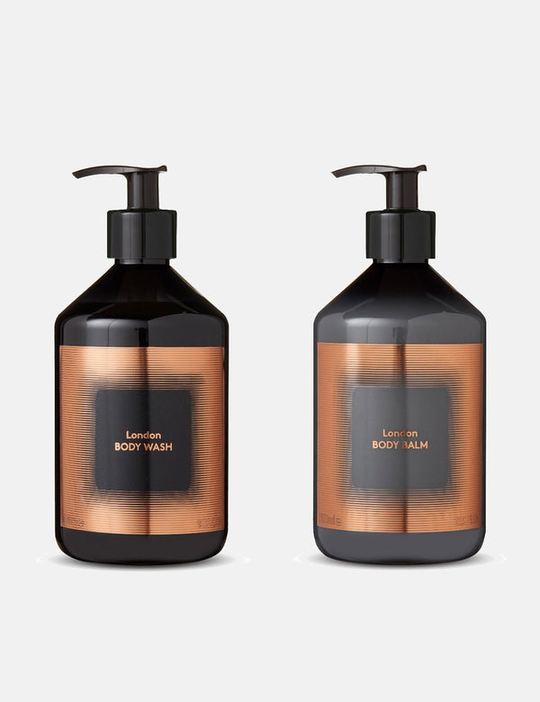 Tom Dixon London Body Duo Set (500 ml)