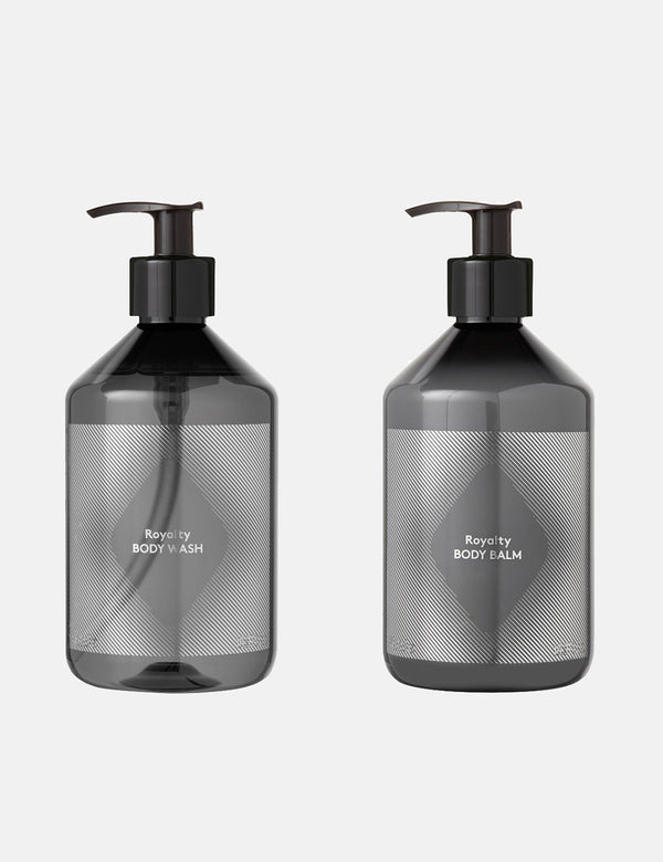 Tom Dixon Royalty Body Duo Set (500 ml)