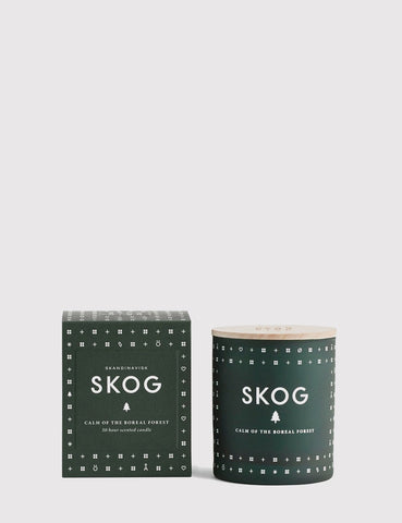 Skandinavisk SKOG Scented Candle - Forest Green