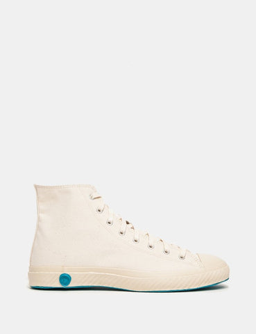 Shoes Like Pottery 01JP High Trainers (Canvas) - Off White