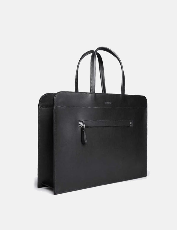 Sandqvist Stina Briefcase - Black