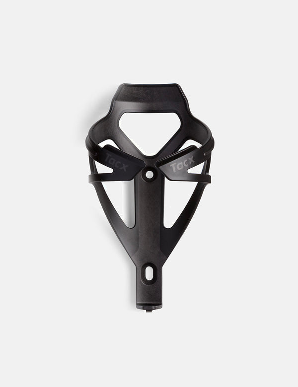 Tacx Deva Carbon Bottle Cage - Black