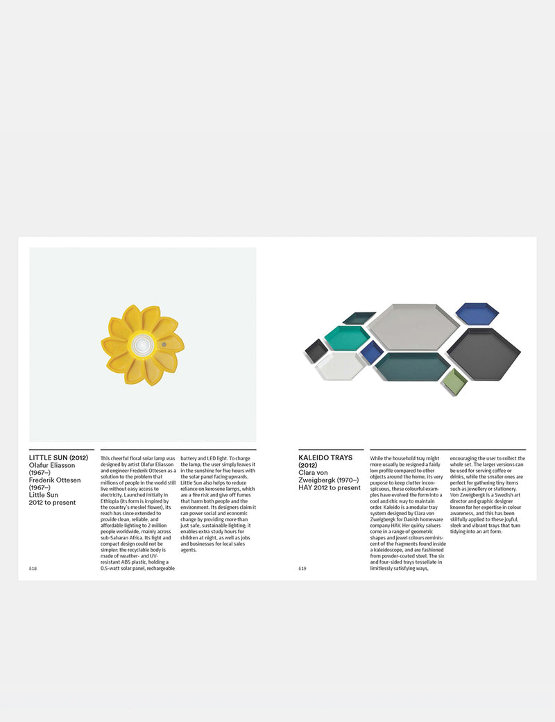 The Design Book, new edition (Phaidon)