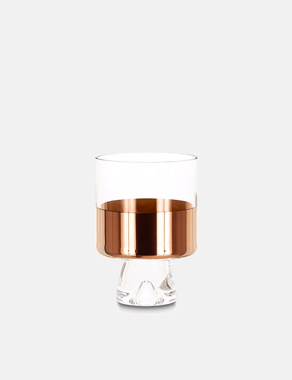 Tom Dixon Tank Low Ball Verres (Ensemble de 2) - Cuivre