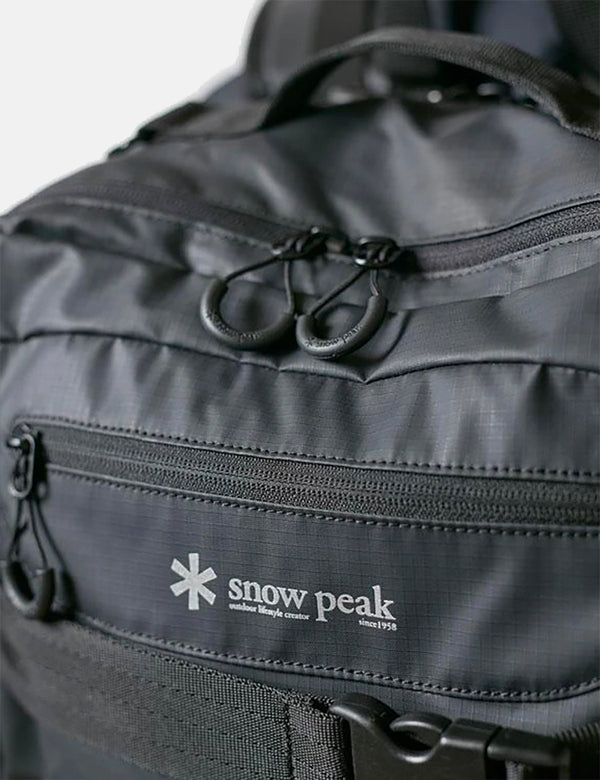Sac d'affaires Snow Peak 3 Way - Noir