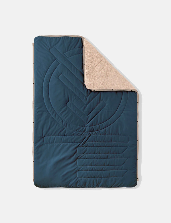 Voited Cloudtouch Pillow Blanket - Legion Blue