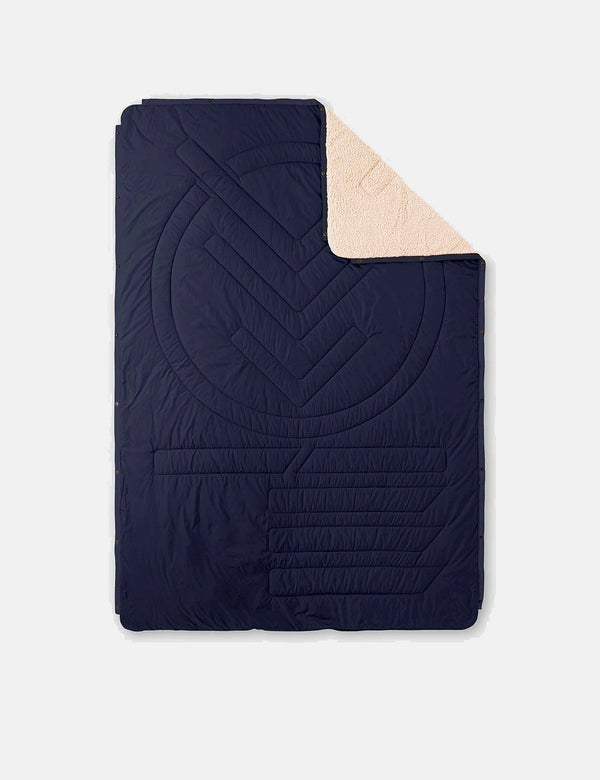 Voited Cloudtouch Pillow Blanket - Dark Navy