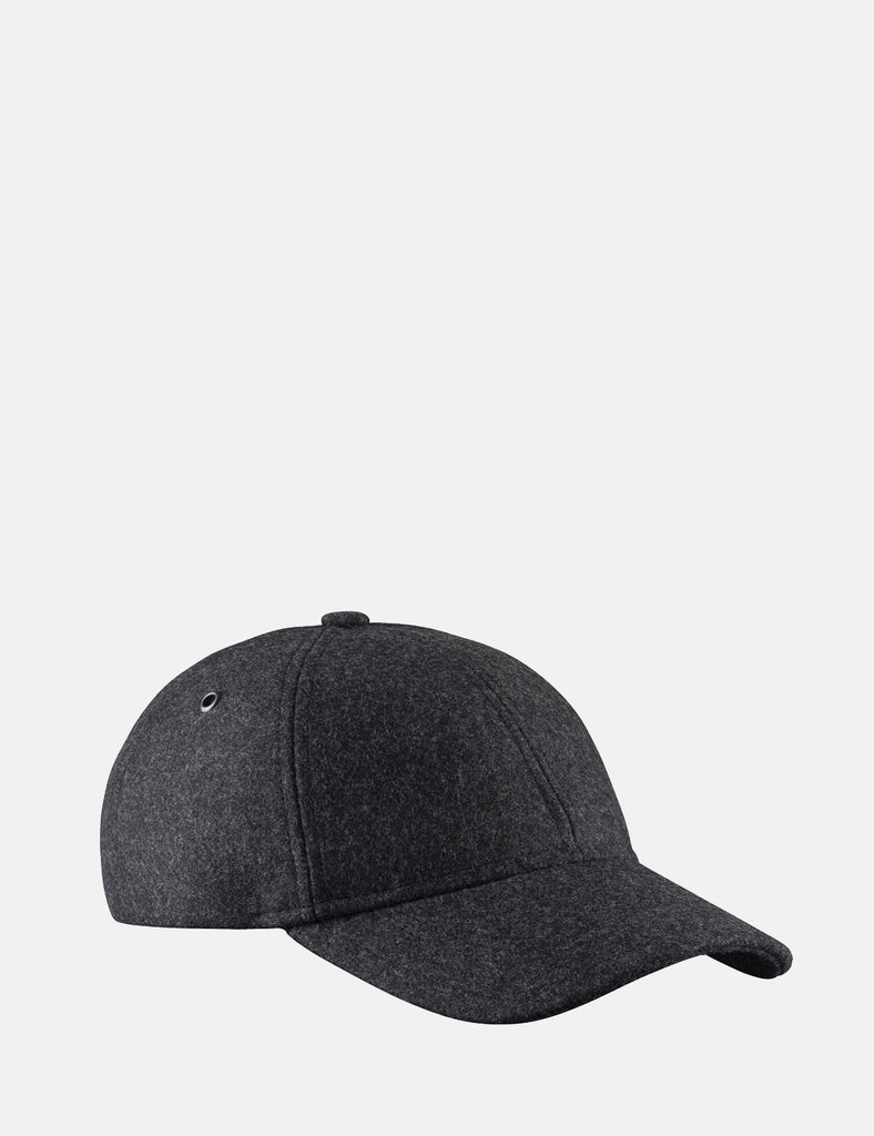A.P.C. Casquette Alex Cap - Anthracite Grey - Article