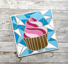Load image into Gallery viewer, Paint Your Own CupcakeDIY Kit