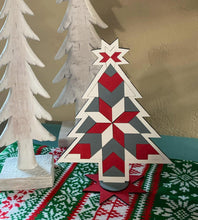 Load image into Gallery viewer, Paint Your Own Christmas Tree Ornament DIY Kit