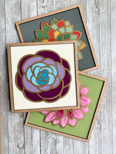 Load image into Gallery viewer, Paint Your Own Floral DIY Kit