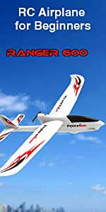 rc trainer airplane rtf for beginner