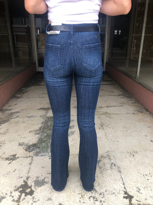 The Shannon Flare Denim