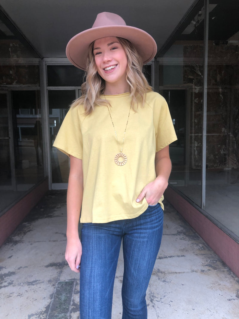 The Savanna Ring Top