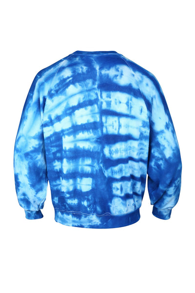 Ripple Dye Bear Jumper - Jackets