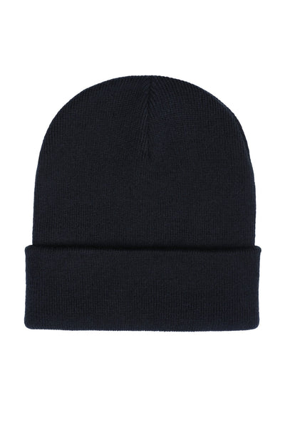 Black Baroque Beanie - Jackets