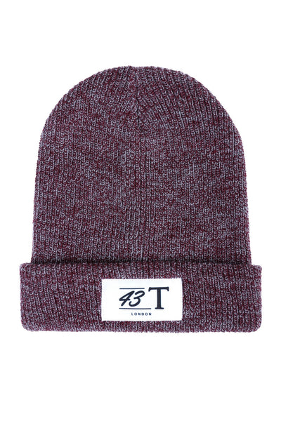 Red Heather Logo Beanie - Jackets