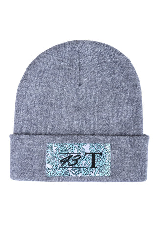 Grey Baroque Beanie - Jackets