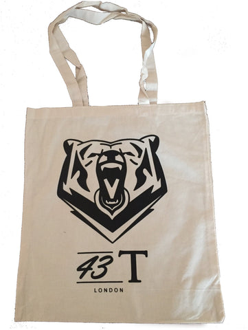 Tote Bag - Bear Logo - Jackets