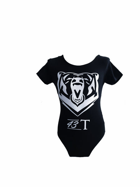 Black Bear Bodysuit - Jackets