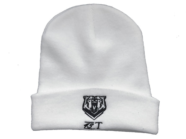 White Bear Beanie - Jackets