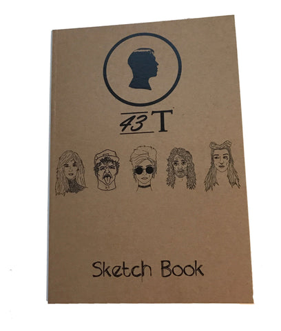 Sketch Book - Jackets