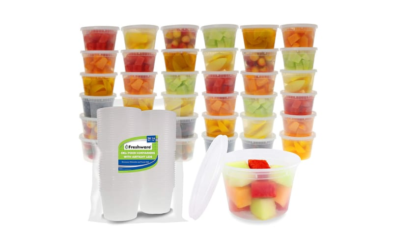 Freshware Food-Storage Containers