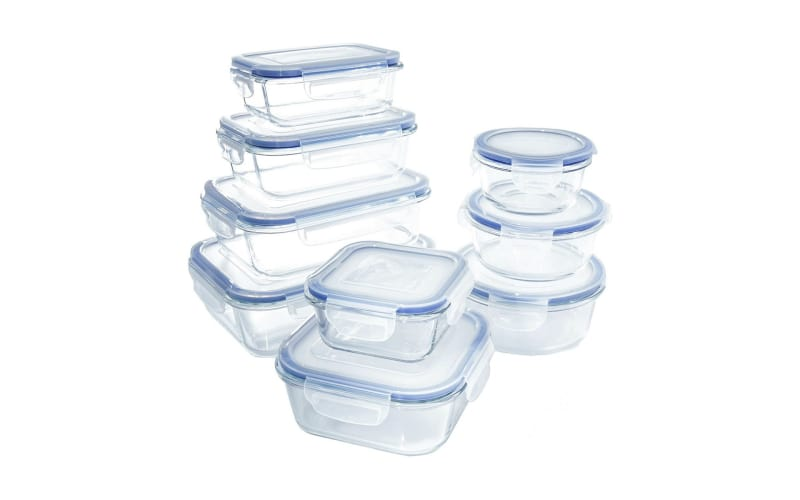 1790 Glass Food-Storage Containers
