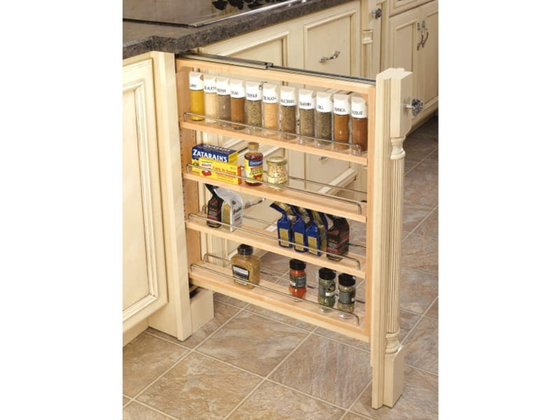 Pull-Out Rack for Spices